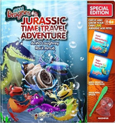 Aqua Dragons Aqua Dragons Book - Jurassic Time Travel Adventure