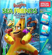 Aqua Dragons Aqua Dragons Book - Sea Friends