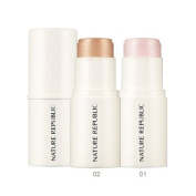 Nature Republic - Botanical Stick Highlighter - 02 Shine Gold - Make Up