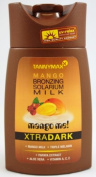 Tannymax Xtra Dark Mango Me 200ml Bottle Non Tingle with Bronzers Sunbed Cream Tan Accelerator