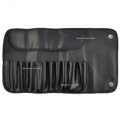 Beauties Factory Empty Cosmetic Brush Bag for Makeup Brushes Outdoor Artist DIY (Woodland