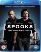 Spooks: The Greater Good [Regions 2,4] [Blu-ray]