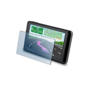 Anti-Glare Screen Protector For Garmin Nuvi 205W, 200 and 264WT Car Navigation Units - Microfibre Cleaning Cloth included
