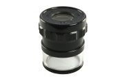 Peak 10x Achromatic Scale Loupe Magnifier