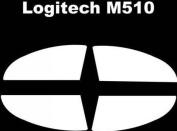 Corepad CS28280 Skatez Replacement Mouse Feet for Logitech M510 Single and Desktop MK550