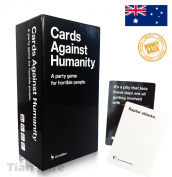 CARDS AGAINST HUMANITY - Australian Edition AU v.1.6 BASE SET ONLY