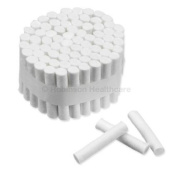 Robinson Dental Rolls Size 1 (8mm), Pack of 500