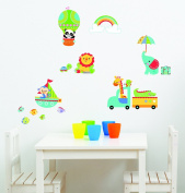 Fisher-Price Rainforest Nursery Wall Stickers