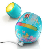 Philips Disney Ariel LivingColours Micro Mood Lamp - 1 x 4.7 W Integrated LED