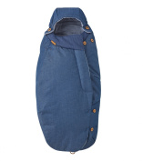 Maxi-Cosi General Footmuff (Denim Hearts) 2015 Range