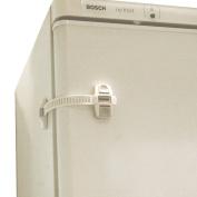 Safetots Refrigerator and Freezer Lock Pack of 2