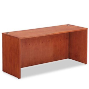 Alera RN256624CM Verona Series 66 by 24 by 29-1/2-Inch Credenza Shell, Cherry Frame/Top