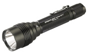 Streamlight 88047 ProTac HL 3 Flashlight with White LED and 3-CR123A Lithium Batteries, Black