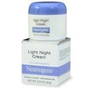 Neutrogena Light Night Cream 65 ml