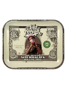 RAW - Wiz Khalifa Limited Edition RAW Metal Rolling Tray/Platter- Medium