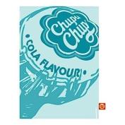 Chupa Chups Tea Towel, Cola