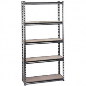 Draper Expert 21659 920 mm x 305 mm x 1,830 mm Heavy-Duty Steel Shelving Unit with 5 Shelves