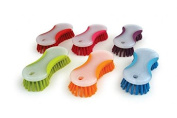 1 X Scrubbing Brush Hand Stiff Deck Floor Scrub Hard Brush Washing Up Brush