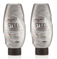 2 X Astonish Pro Stainless Steel Appliances Cleaner Polishes Protects 550ml