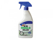 Polycell 3I1MKSPRY 500ml 3-in-1 Mould Killer Spray