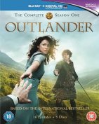 Outlander: Complete Season 1 [Regions 1,2,3] [Blu-ray]
