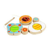 Masterkidz Insect Lacing Game