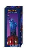 Heye Vertical Statue of Liberty Puzzles