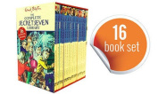 The Complete Secret Seven Library 16 Books Boxed Set Slipcase ENID BLYTON