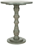 Safavieh American Homes Collection Greta Accent Table, Ash Grey