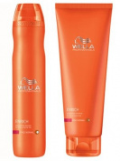 Wella Professional Enrich Shampoo and Conditioner Duo for Fine Hair 300ml250ml