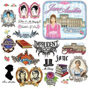 Accoutrements Jane Austen Tattoos