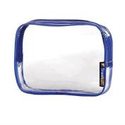 Travel Blue Liquids Organiser Durable PVC Case