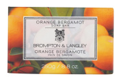 Upper Canada Soap Brompton and Langley Gift Box, Orange Bergamot