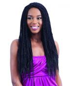 FreeTress Equal FUTURA Braid Lace Front Wig - HOT SINGLE TWIST