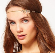 Nero Women's Fashion Head Chain for Women, Bohemia Headpieces for Casual & Party & Evening
