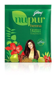Godrej Nupur Natural Mehndi with Goodness of 9 Herbs - 500 gm (Pack of 3).
