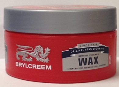 Brylcreem Three Packs Of Wax Controlled Strong Hold 75Ml