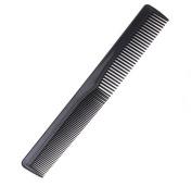 HENGSONG Men Women Salon Plastic Cutting Hair Tooth Comb Barber Hairdressing Pocket