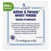 Ashton & Parsons 6 X Infants' Powders