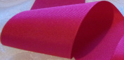 Grosgrain Ribbon 5.7cm Wide - * Shocking Pink* - 10 Yards