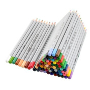Hot New 72pcs Coloured Smooth Creamy Pencils For Student Sketch Drawing