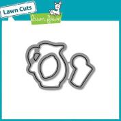 LF905 Lawn Fawn Die Cuts - Make Lemonade