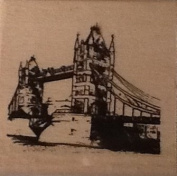 London Bridge - Wood Mounted Rubber Stamps