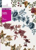Anita Goodesign Embroidery Designs Floral Sprays