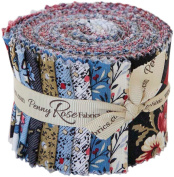 Emily Hayes Victoria Rolie Polie 18 6.4cm Strips Jelly Roll Penny Rose Fabrics