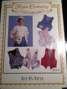 The In-vest Quilt Ladies Vest Sizes Small - Xlarge