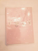 Soft Baby Brag Book 10cm x 15cm . Pink 24 Photos