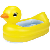 Munchkin White Hot ® Inflatable Duck Safety Baby Bath Tub