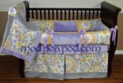 Modpeapod BUMPERLESS Cali Sunshine Baby Bedding Set