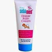 Sebamed Baby Nappy Rash Cream pH5.5 Nappy Dermatitis 50ml.